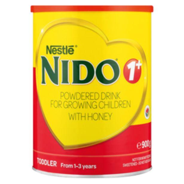 Nestlé Nido Toddler No. 1+ Growing Up Formula 900g offers at R 157,99