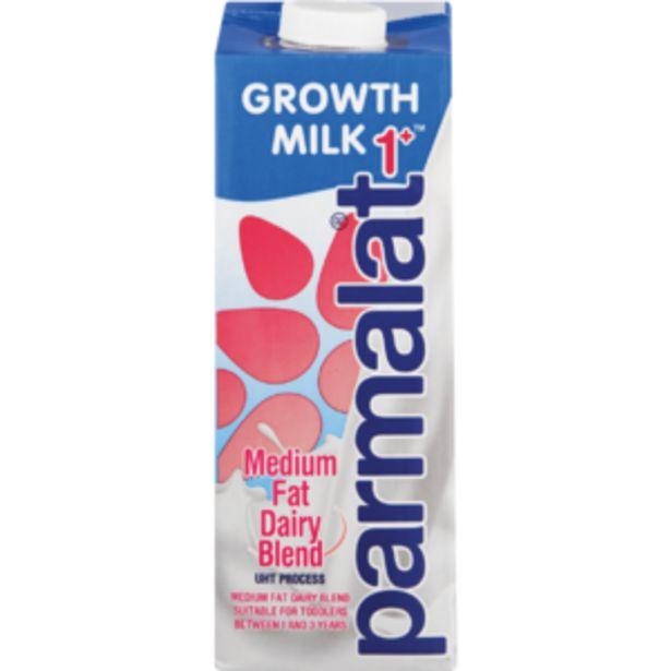 Parmalat Medium Fat Growth Milk 1+ 1L offers at R 22,99