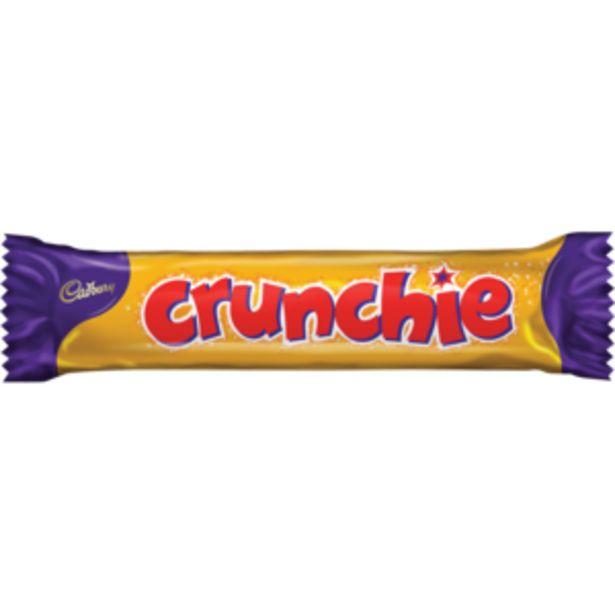 Cadbury Crunchie Chocolate Bar 40g offers at R 9,99