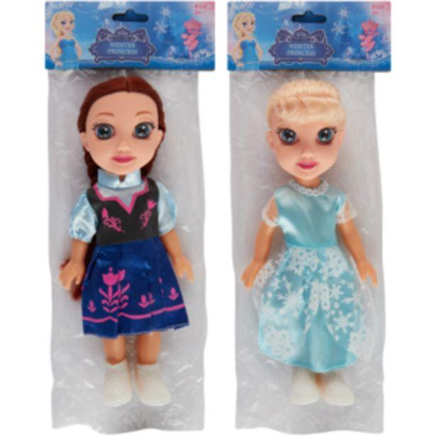 Winter Princess Mini Doll 26cm offers at R 49,99