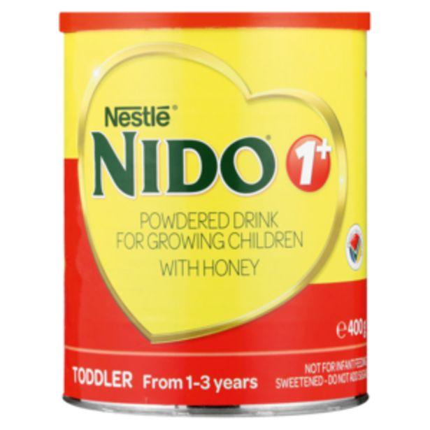Nestlé Nido No. 1+ Growing Up Formula 400g offers at R 72,99