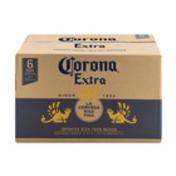 Corona Extra Premium Mexican Beer 355ml x 24 offers at R 299