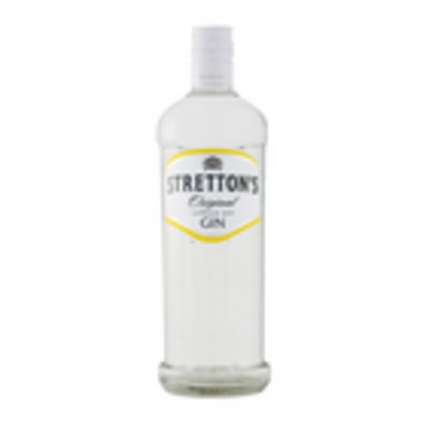 Stretton's London Dry Gin 750ml offers at R 145,99