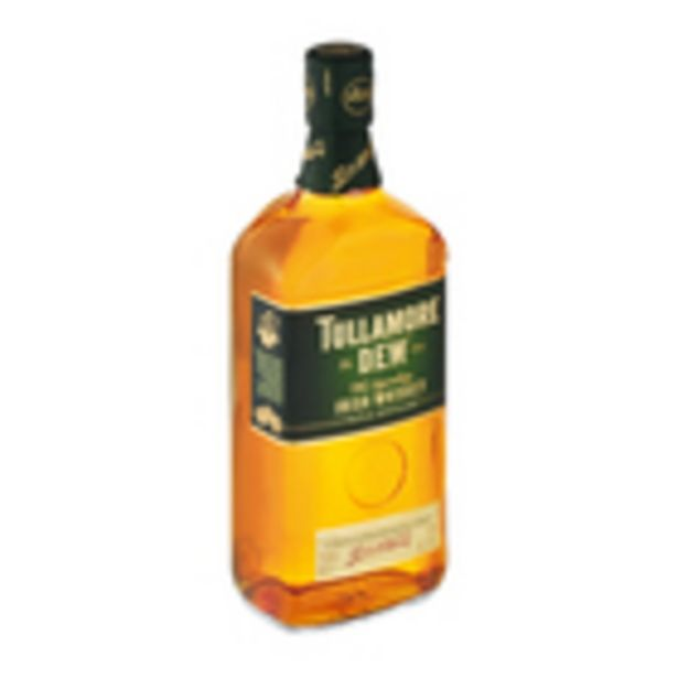 Tullamore Dew Irish Whiskey 750ml offers at R 259,99