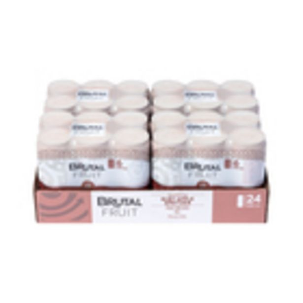 Brutal Fruit Ruby Apple Can 300ml x 24 offers at R 224