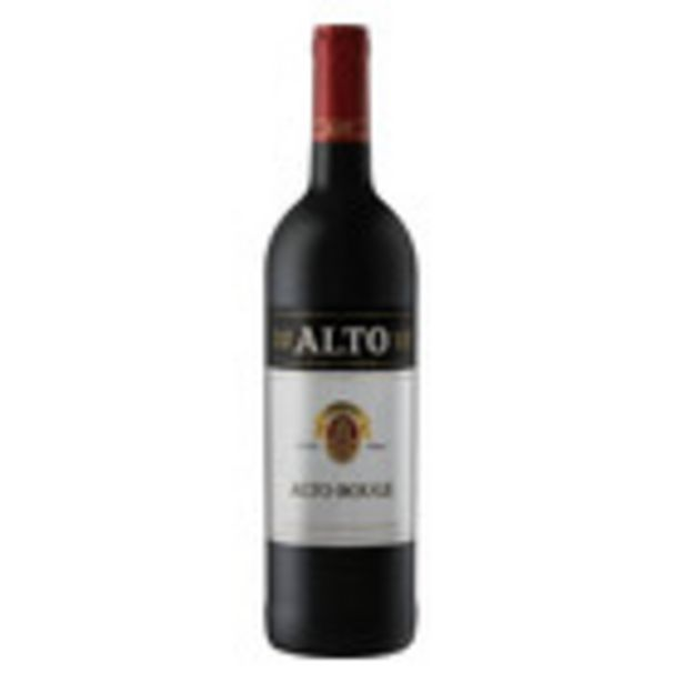 Alto Rouge Red Blend 750ml offers at R 110