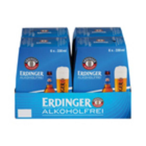 Erdinger Non-Alcoholic Beer NRB 330ml x 24 offers at R 394,99