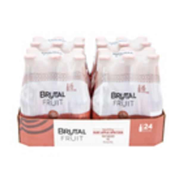 Brutal Fruit Ruby Apple NRB 275ml x 24 offers at R 224