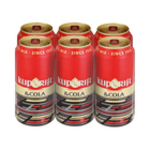 Klipdrift & Cola Can 440 ml  x 6 offers at R 100