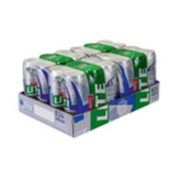 Castle Lite CAN 410ml x 24 offers at R 259,99