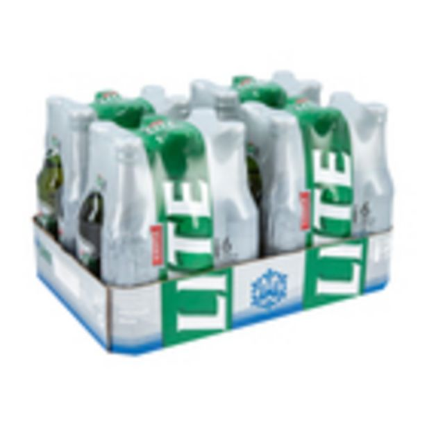 Castle Lite Beer 340ml x 24 offers at R 219