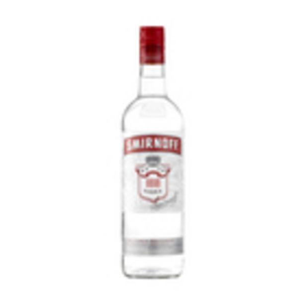 Smirnoff 1818 Round Vodka 750ml offers at R 149,99