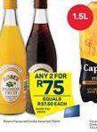 Fruit juice 2 offer at R 75