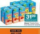 Clover Tropika Dairy Blend offer at R 31,99