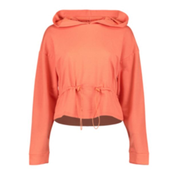 Women's Coral Sweat Top with Drawstring offers at R 249,99