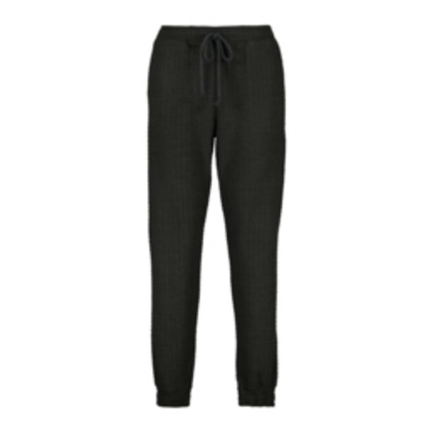 Women's Black Quilted Co-ord Jogger offers at R 299,99