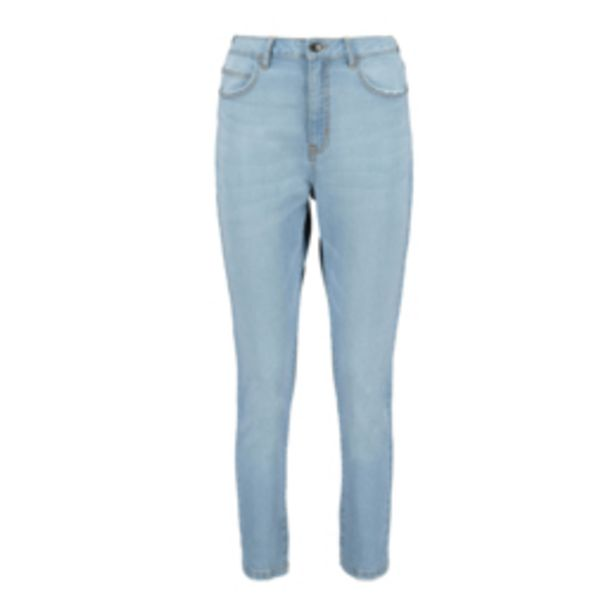 Women's Light Wash Mom Jeans offers at R 299,99