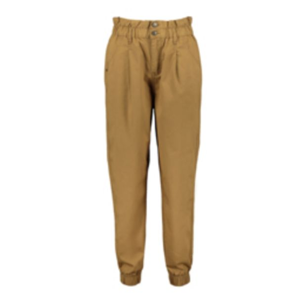 Women's Stone Pleated Front Utility Jogger offers at R 299,99