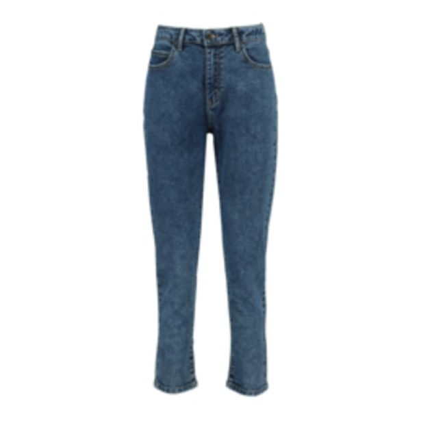 Women's Medium Wash Mom Jeans offers at R 299,99