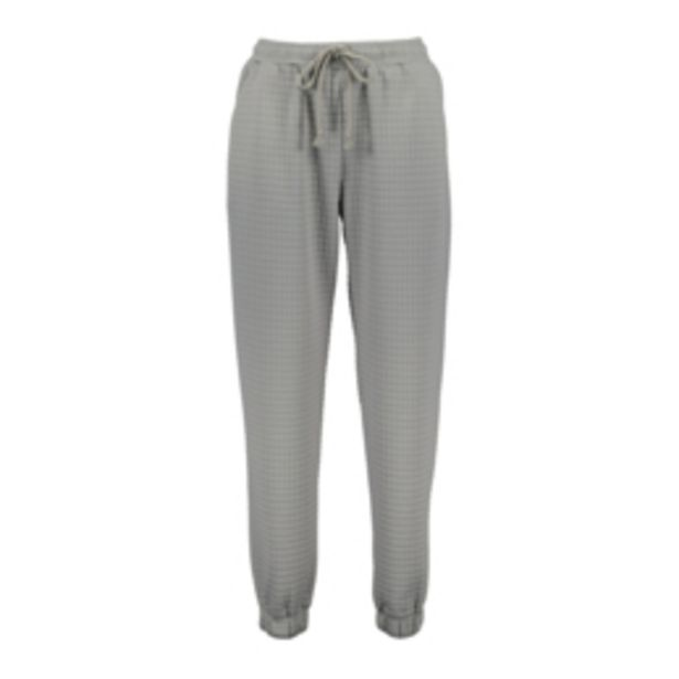 Women's Grey Quilted Jogger offers at R 299,99