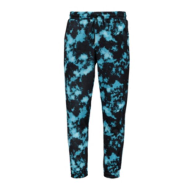 Men's Turquoise Tie Dye Jogger offers at R 329,99