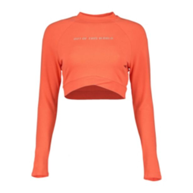 Women's Coral 'Out of this world' Active Top offers at R 149,99