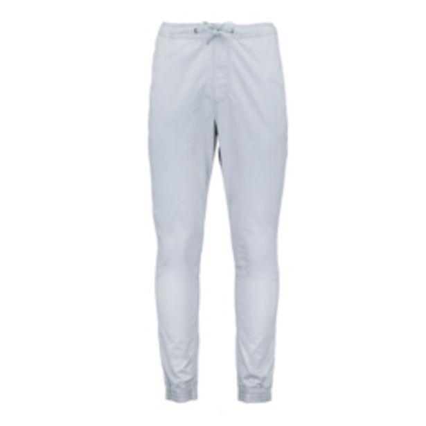 Men's Light Grey Slim Jogger offers at R 329,99