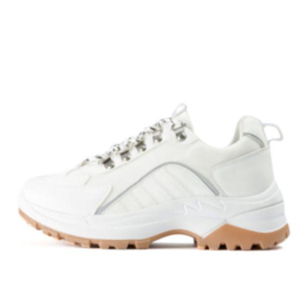 Women's Milk Hiker Sneaker offers at R 349,99