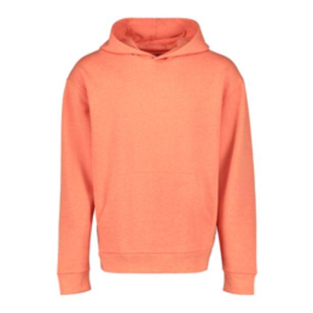 Men's Coral Melange Hoody offers at R 199,99