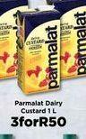 Parmalat Custard 3 offers at R 50