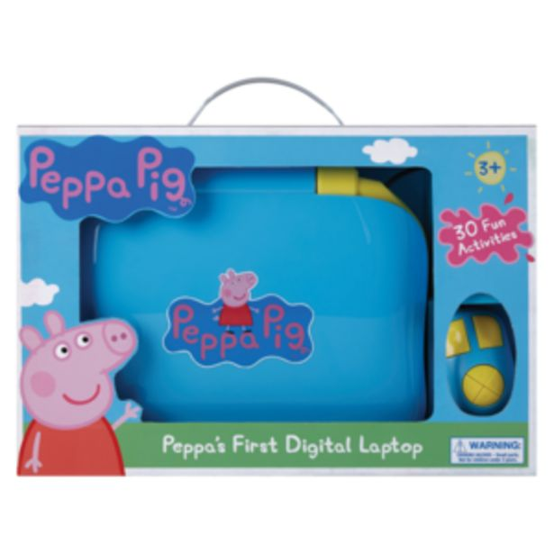 Peppa Pig Laptop offers at R 399,99