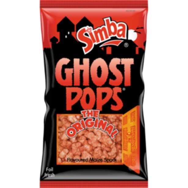 Simba Original Ghost Pops 100g offers at R 12,99