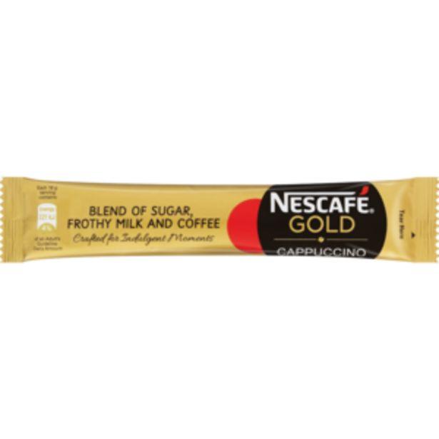 Nescafé Gold Original Instant Cappuccino 18g offers at R 6,49