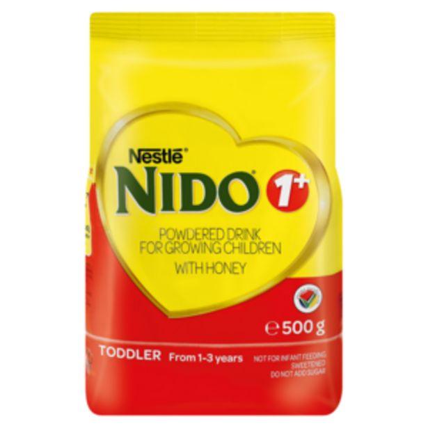 Nestlé Nido No. 1+ Formula Doy Pack 500g offers at R 89,99