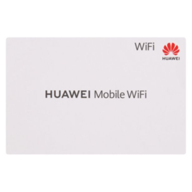 Huawei E55 Mobile Router offers at R 599