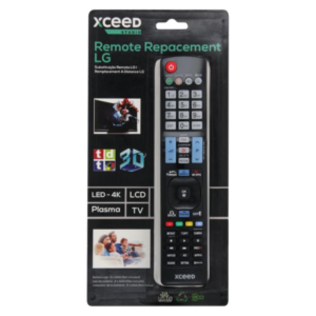 Xceed Studio LG Remote Replacement offers at R 79,99