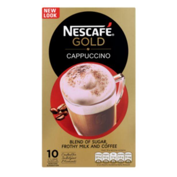 Nescafé Original Cappuccino Sticks 180g offers at R 59,99