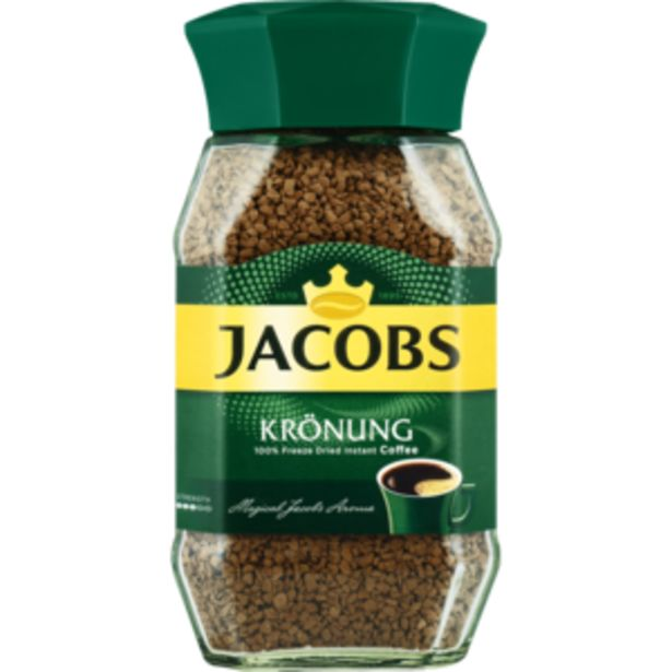 Jacobs Krönung Instant Coffee 200g offers at R 87,99