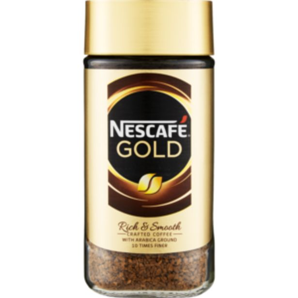 Nescafé Gold Instant Coffee 200g offers at R 89,99