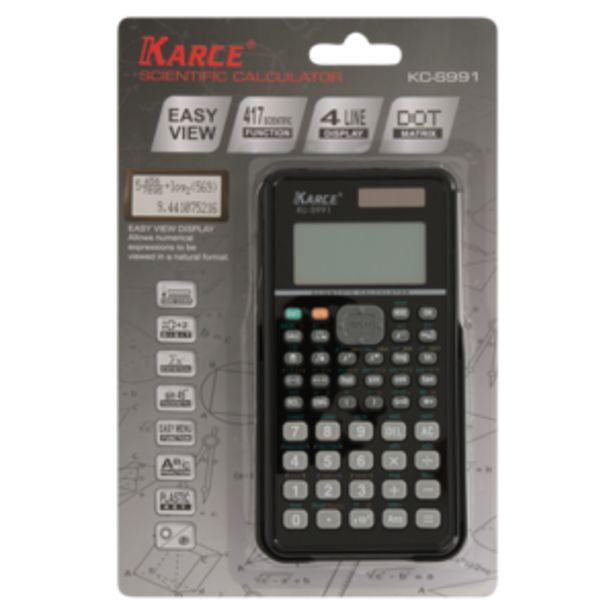 Karce Scientific Calculator S991 offers at R 269,99