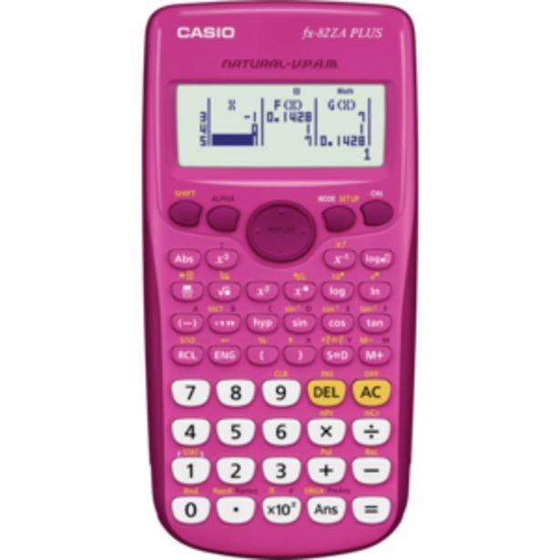 Casio Pink Scientific Calculator offers at R 299,99