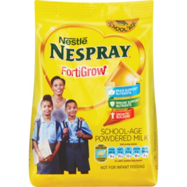 Nestlé Nespray Milk Powder 400g offers at R 54,99