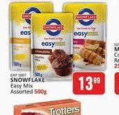 Snowflake Cake Wheat Flour  offers at R 13,99