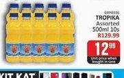 Clover Tropika  offers at R 12,99