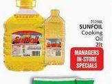 Sunfoil Sunflower Oil  offers at