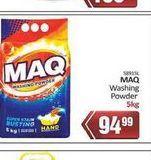 MAQ Washing Powder  offers at R 94,99