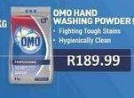 Omo Washing Powder offers at R 189,99