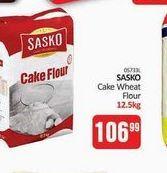 Sasko Cake Wheat Flour offers at R 106,99