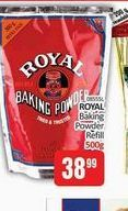 Royal Baking Powder offers at R 38,99