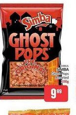 Simba Ghost Pops offers at R 9,99